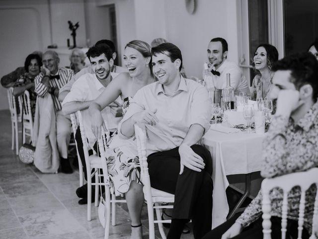 Le mariage de Romain et Lisa à Mougins, Alpes-Maritimes 106