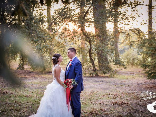 Le mariage de Christelle  et Cédric