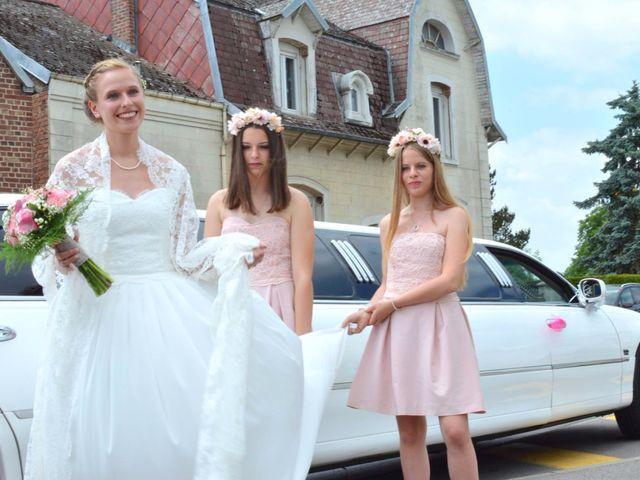 Le mariage de Arthur et Laura à Fontaine-au-Bois, Nord 7