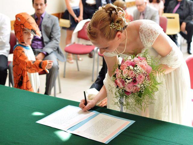 Le mariage de Arthur et Laura à Fontaine-au-Bois, Nord 16