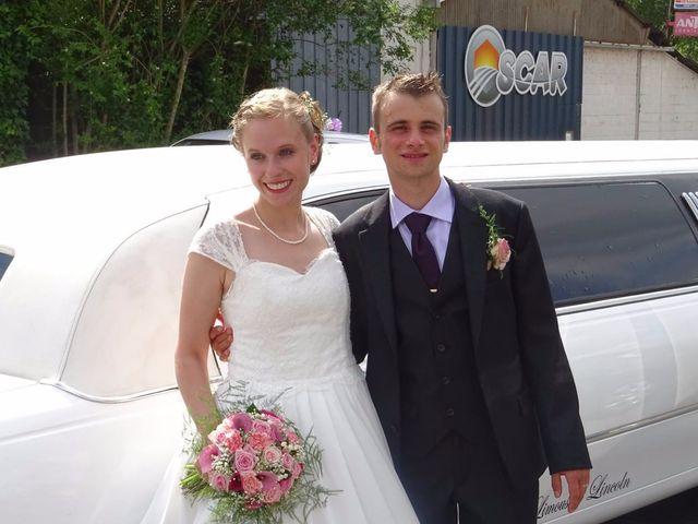 Le mariage de Arthur et Laura à Fontaine-au-Bois, Nord 54