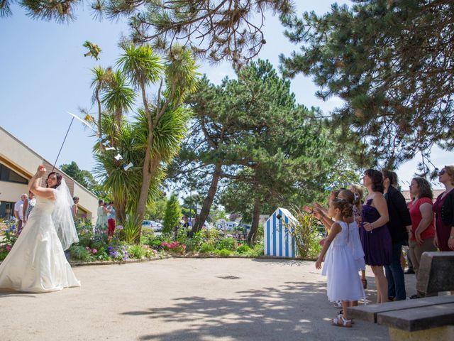 Le mariage de Rénald et Patricia à Saint-Michel-Chef-Chef, Loire Atlantique 10
