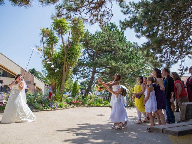 Le mariage de Rénald et Patricia à Saint-Michel-Chef-Chef, Loire Atlantique 11