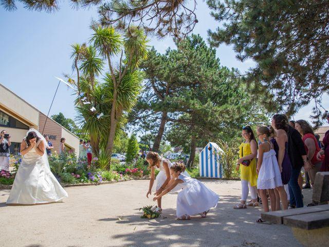Le mariage de Rénald et Patricia à Saint-Michel-Chef-Chef, Loire Atlantique 12
