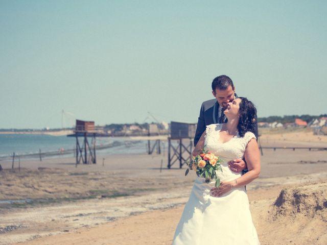 Le mariage de Rénald et Patricia à Saint-Michel-Chef-Chef, Loire Atlantique 16