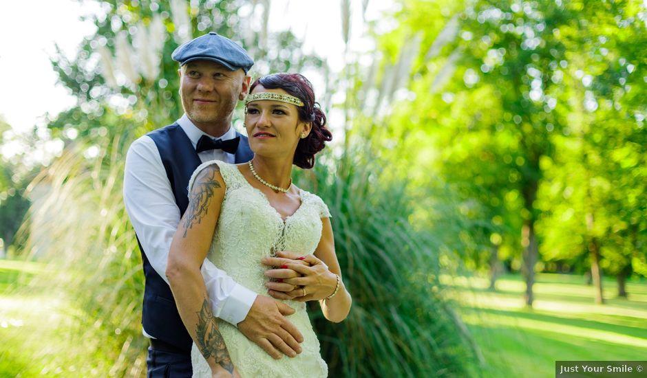 Le mariage de Bruno et Anna à Aucamville, Tarn-et-Garonne