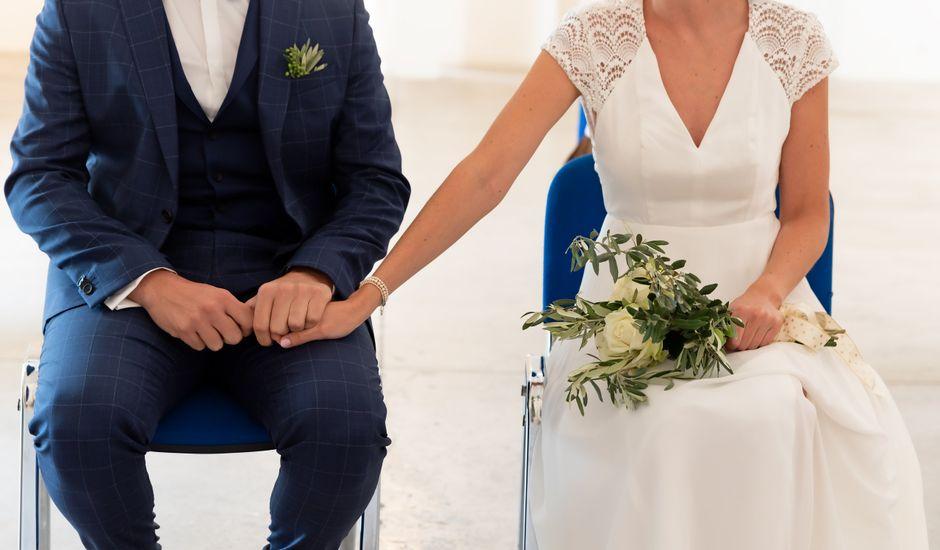 Le mariage de Yannis  et Ariane à Baillargues, Hérault