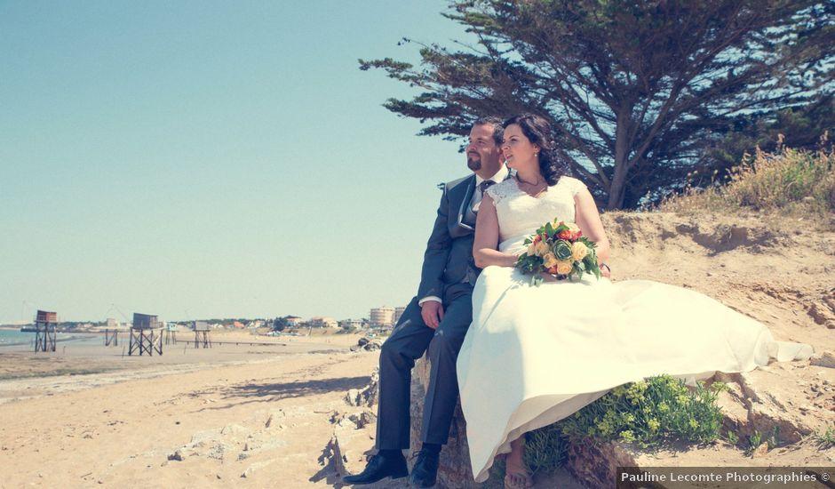 Le mariage de Rénald et Patricia à Saint-Michel-Chef-Chef, Loire Atlantique