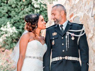 Le mariage de Sabine et Bertrand
