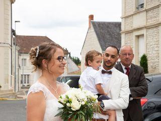 Le mariage de Pauline et Brice 1