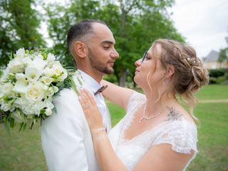 Le mariage de Pauline et Brice