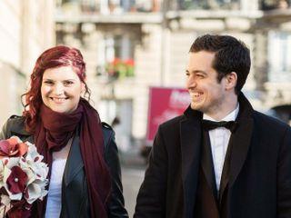 Le mariage de Coralie  et Romain Collomp 2