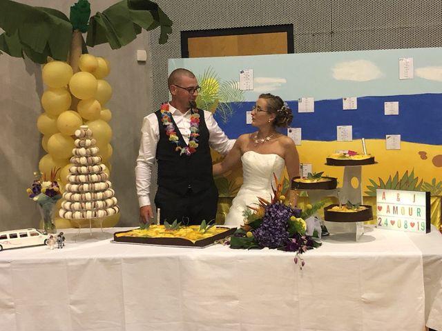 Le mariage de Agathe et Julien et Julien