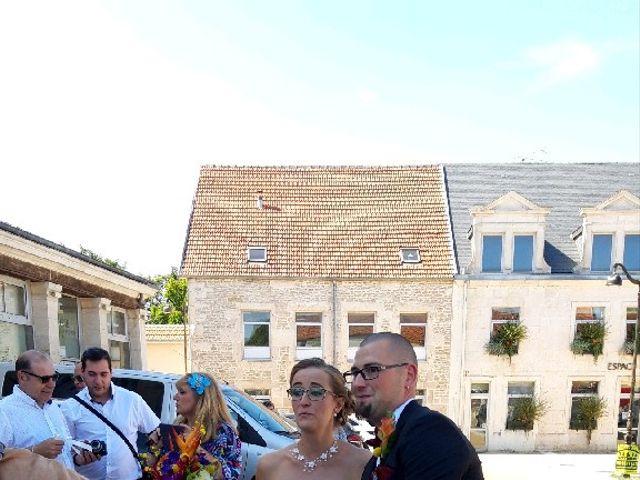 Le mariage de Julien  et Agathe et Julien à Thivet, Haute-Marne 4