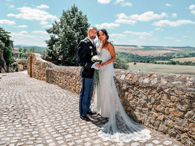 Le mariage de Bertrand et Sabine à Cournon-d'Auvergne, Puy-de-Dôme 1