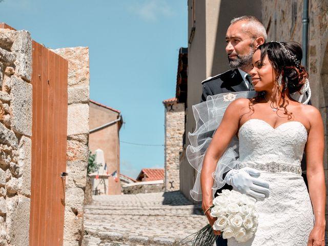 Le mariage de Bertrand et Sabine à Cournon-d'Auvergne, Puy-de-Dôme 18