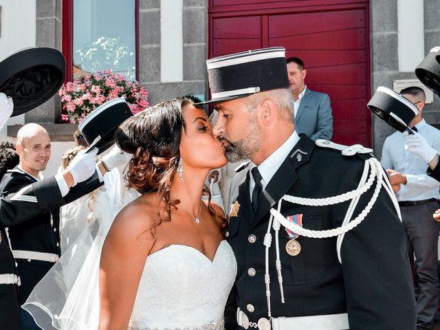 Le mariage de Bertrand et Sabine à Cournon-d'Auvergne, Puy-de-Dôme 56