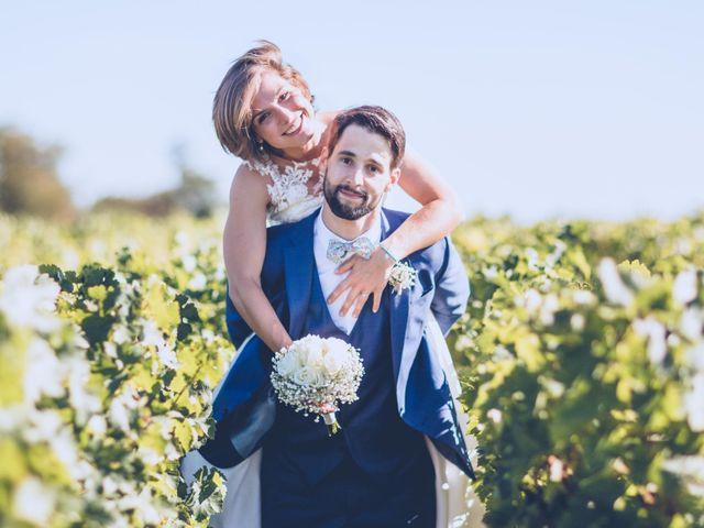 Le mariage de Pauline et Bastien