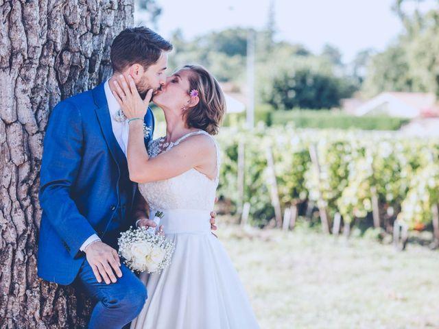 Le mariage de Bastien et Pauline à Cestas, Gironde 1