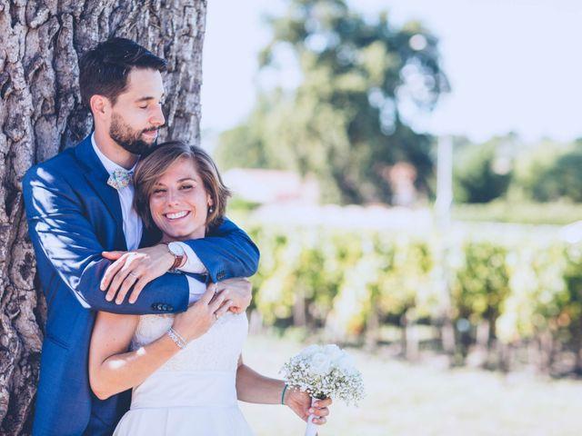 Le mariage de Bastien et Pauline à Cestas, Gironde 20