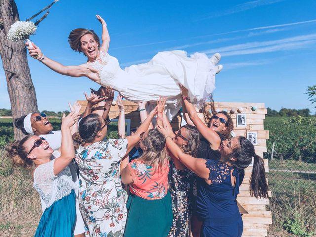 Le mariage de Bastien et Pauline à Cestas, Gironde 23