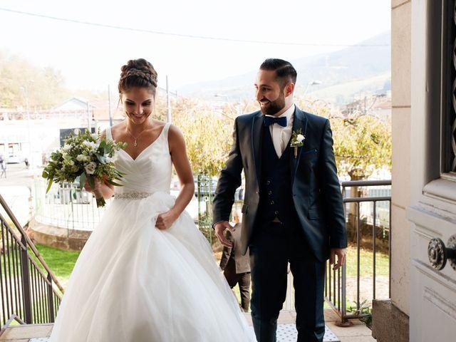 Le mariage de Tiffany et Rémy