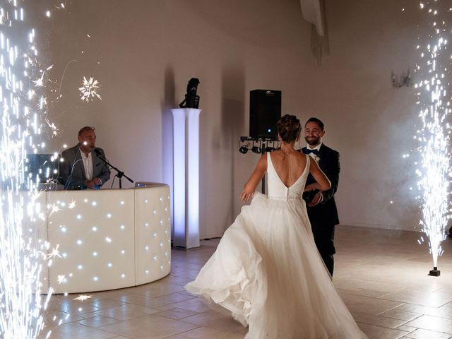 Le mariage de Rémy et Tiffany à Saint-Étienne, Loire 50