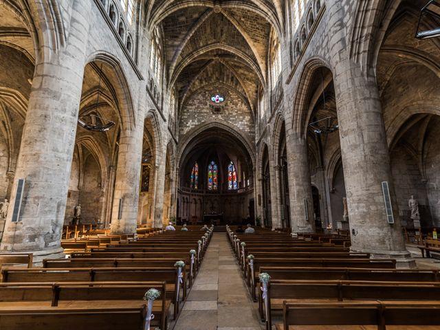 Le mariage de Jérôme et Amélie à Marmande, Lot-et-Garonne 25