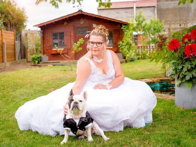 Le mariage de Amelie et Thibaut à Allennes-les-Marais, Nord 14