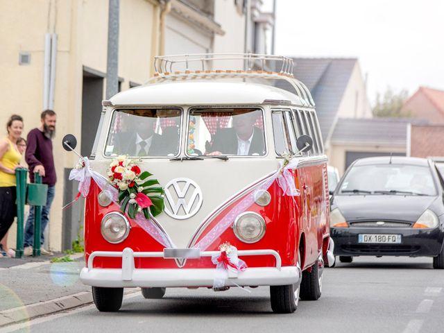 Le mariage de Amelie et Thibaut à Allennes-les-Marais, Nord 20