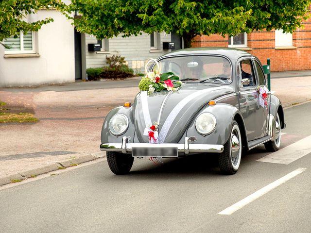 Le mariage de Amelie et Thibaut à Allennes-les-Marais, Nord 24