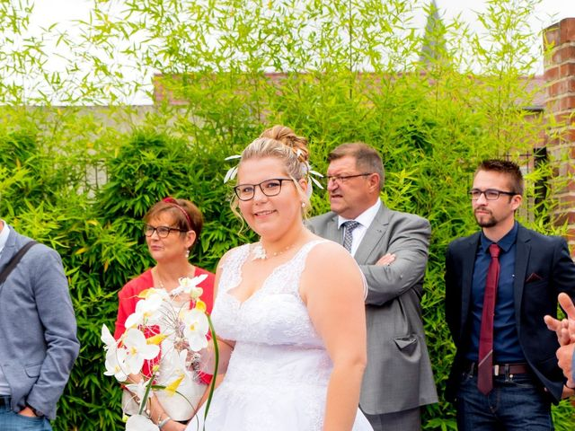 Le mariage de Amelie et Thibaut à Allennes-les-Marais, Nord 27
