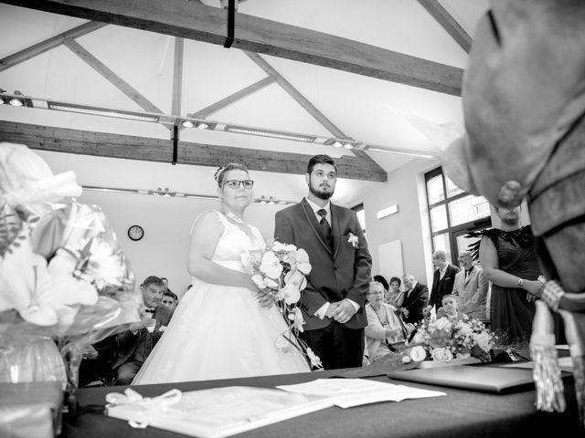 Le mariage de Amelie et Thibaut à Allennes-les-Marais, Nord 34