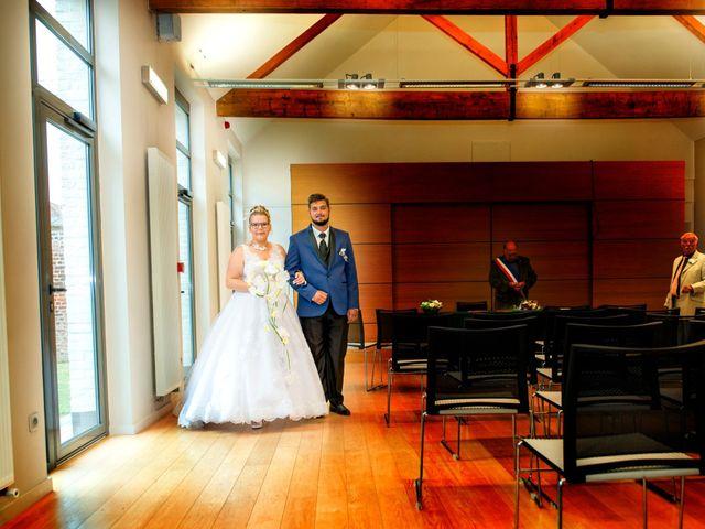 Le mariage de Amelie et Thibaut à Allennes-les-Marais, Nord 38