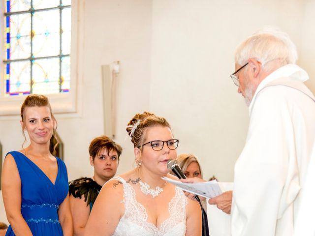 Le mariage de Amelie et Thibaut à Allennes-les-Marais, Nord 45