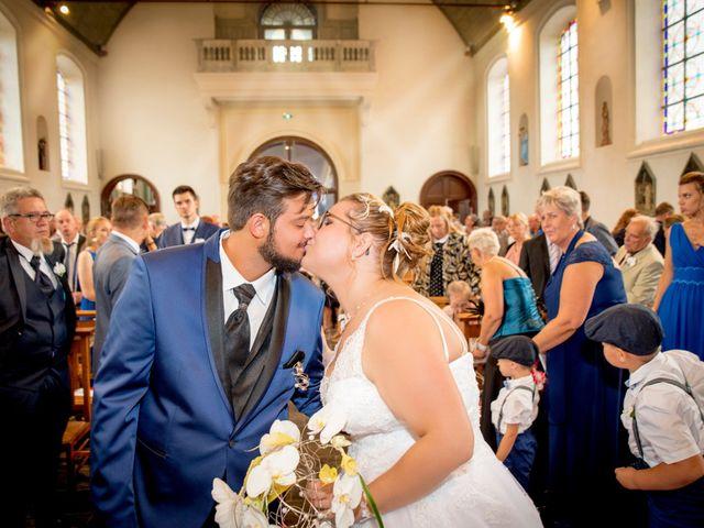 Le mariage de Amelie et Thibaut à Allennes-les-Marais, Nord 55