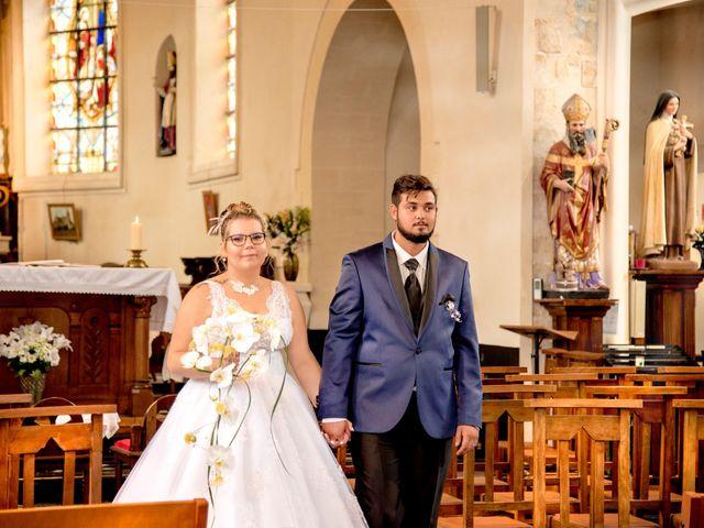 Le mariage de Amelie et Thibaut à Allennes-les-Marais, Nord 56