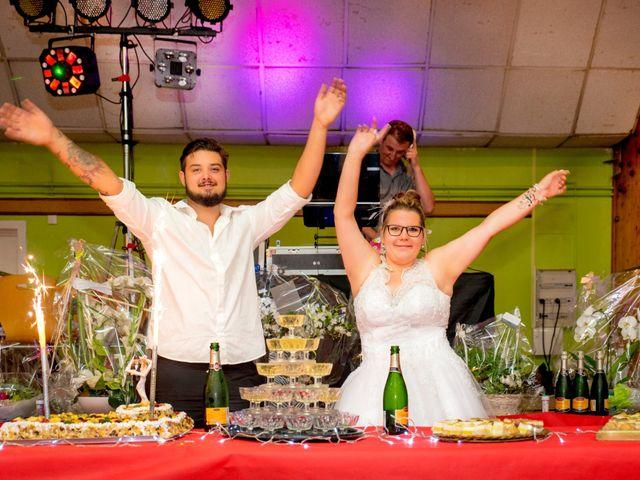 Le mariage de Amelie et Thibaut à Allennes-les-Marais, Nord 62