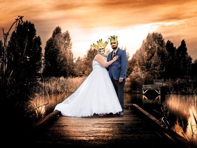 Le mariage de Amelie et Thibaut à Allennes-les-Marais, Nord 71