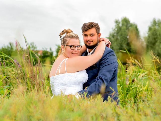 Le mariage de Amelie et Thibaut à Allennes-les-Marais, Nord 74