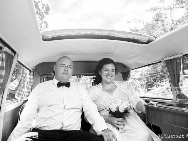Le mariage de Justine et Yann