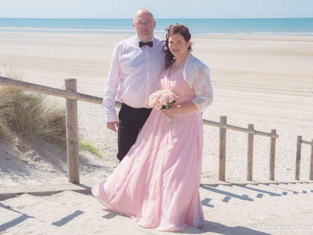 Le mariage de Yann et Justine à Neufchâtel-Hardelot, Pas-de-Calais 1