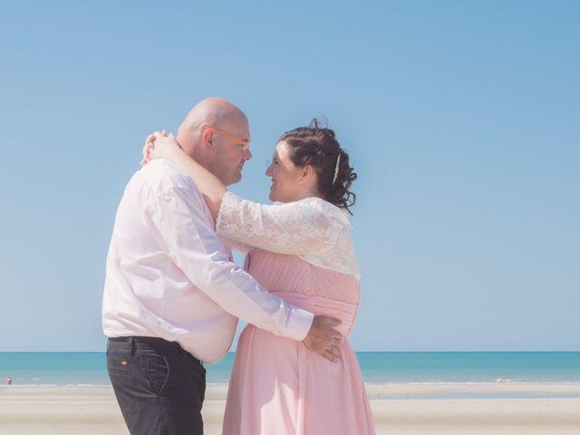 Le mariage de Yann et Justine à Neufchâtel-Hardelot, Pas-de-Calais 4