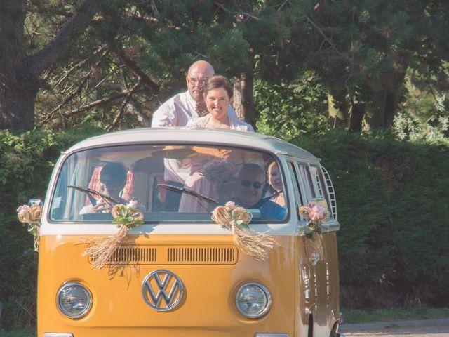 Le mariage de Yann et Justine à Neufchâtel-Hardelot, Pas-de-Calais 12