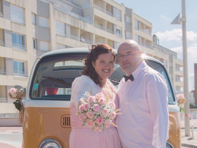 Le mariage de Yann et Justine à Neufchâtel-Hardelot, Pas-de-Calais 21