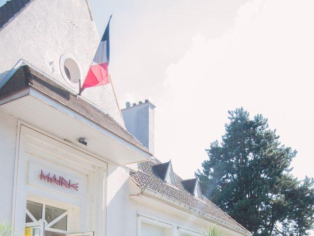 Le mariage de Yann et Justine à Neufchâtel-Hardelot, Pas-de-Calais 23