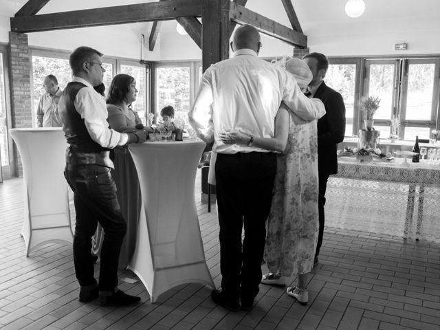 Le mariage de Yann et Justine à Neufchâtel-Hardelot, Pas-de-Calais 25