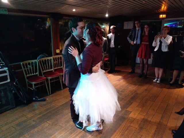 Le mariage de Romain Collomp et Coralie  à Paris, Paris 3