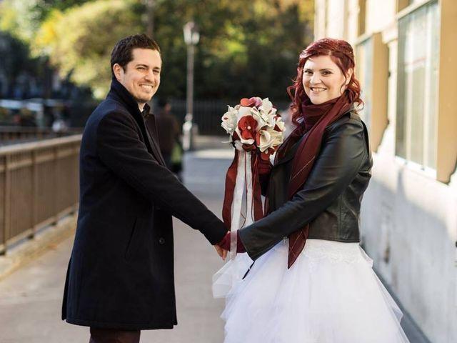 Le mariage de Romain Collomp et Coralie  à Paris, Paris 5