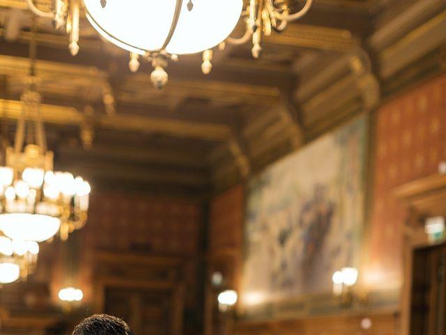 Le mariage de Romain Collomp et Coralie  à Paris, Paris 7